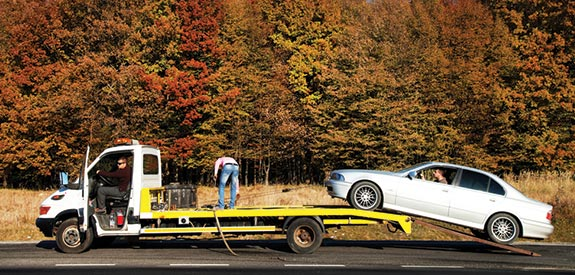 Towing Service Kittitas County WA